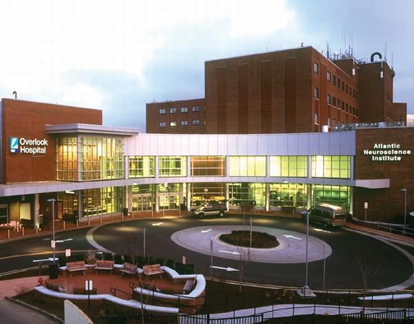 Overlook Hospital, Summit, New Jersey